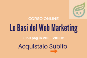 Basi del Web Marketing